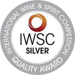AWARD-INTERNATIONAL WINE & SPIRIT COMPETITION-QUALITY-AWARDS-IWSC-SILVER